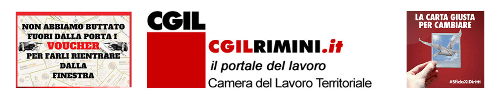 Camera del Lavoro Territoriale CGIL di Rimini